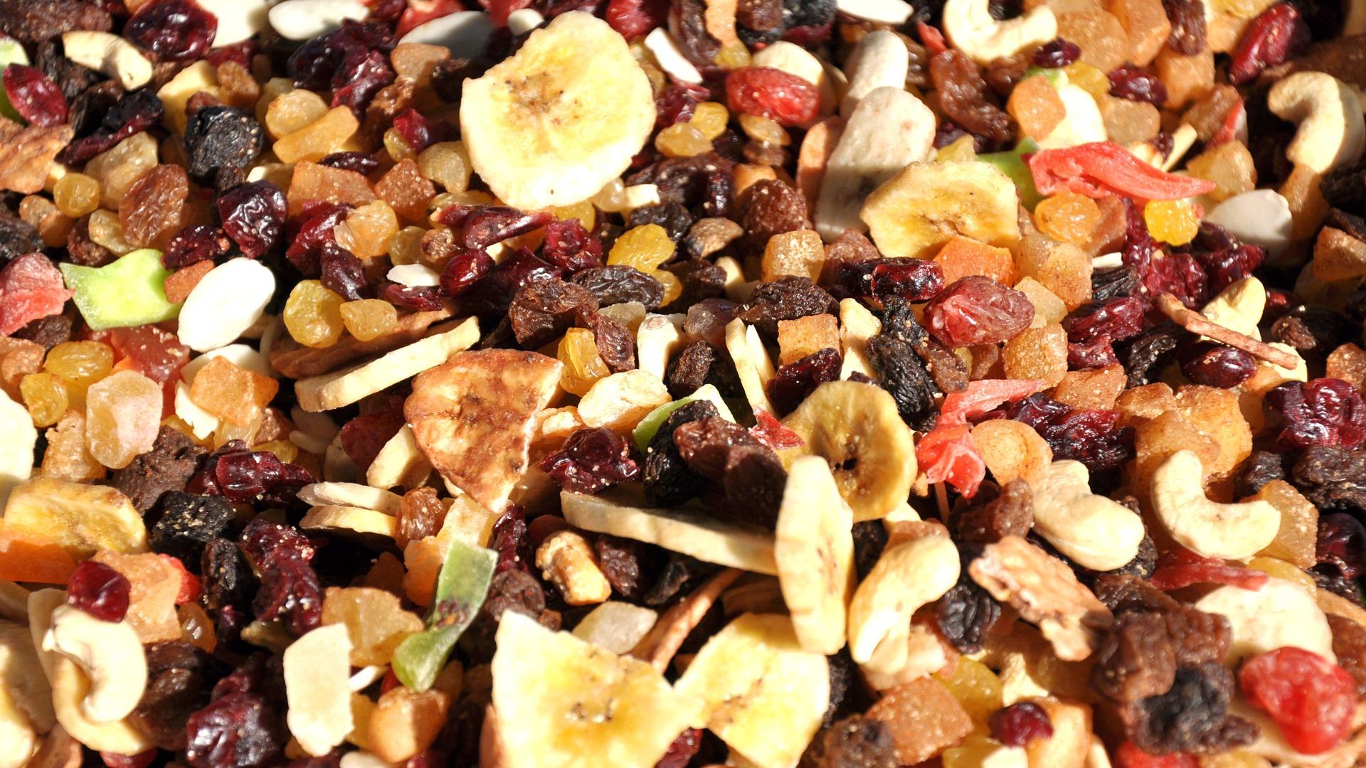 La frutta secca, importantissima per la nostra salute